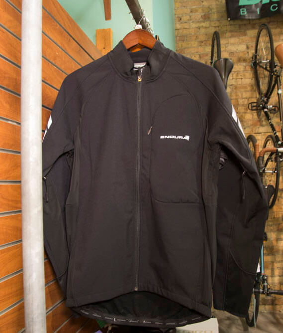 endura winter jacket bike