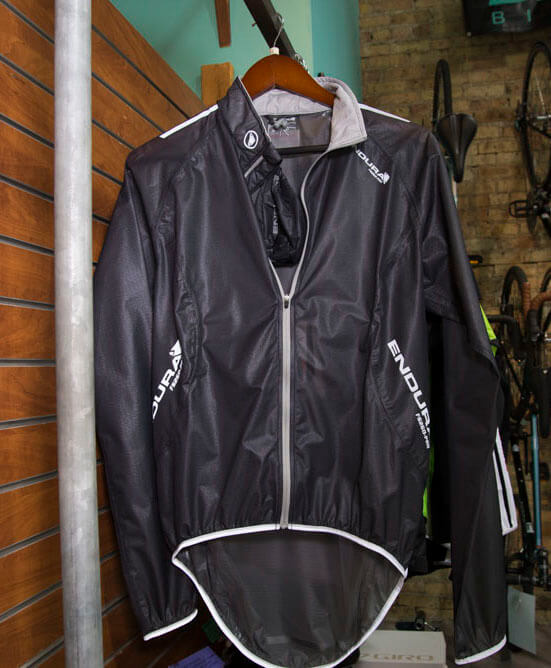 biking rain jacket