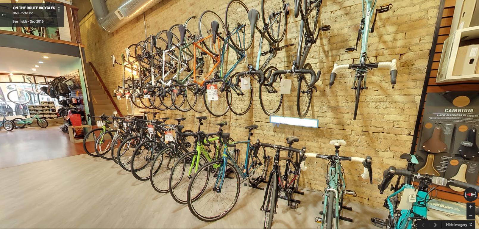 203e5c381ea On The Route Bicycles, Bike shop, Bike repair, Bike sales, Chicago ...