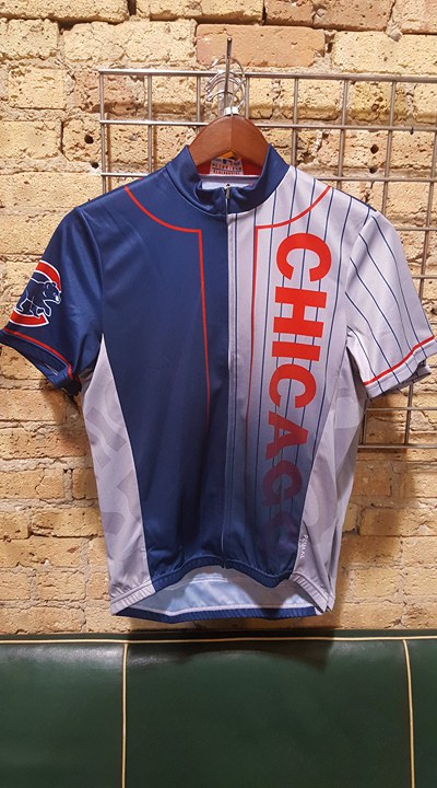 Primal Chicago Cubs Jersey