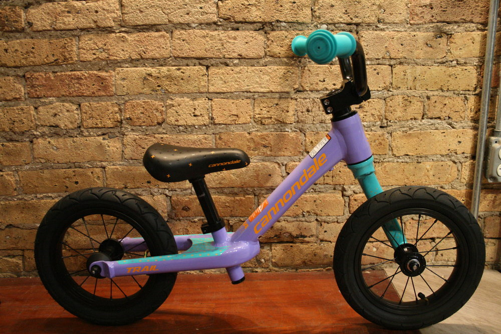 "Cannondale Trail 12"" Balance Bike - $199.99"