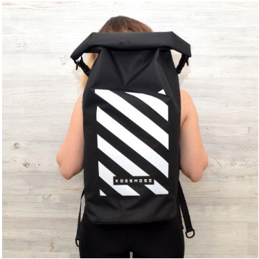 KOSSMOSS - SATURN 45 Backpack - Black - $159.99