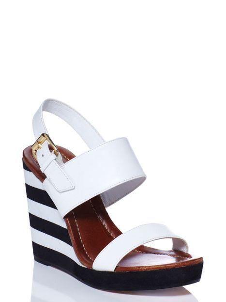 kate spade new york bina wedge sandal.