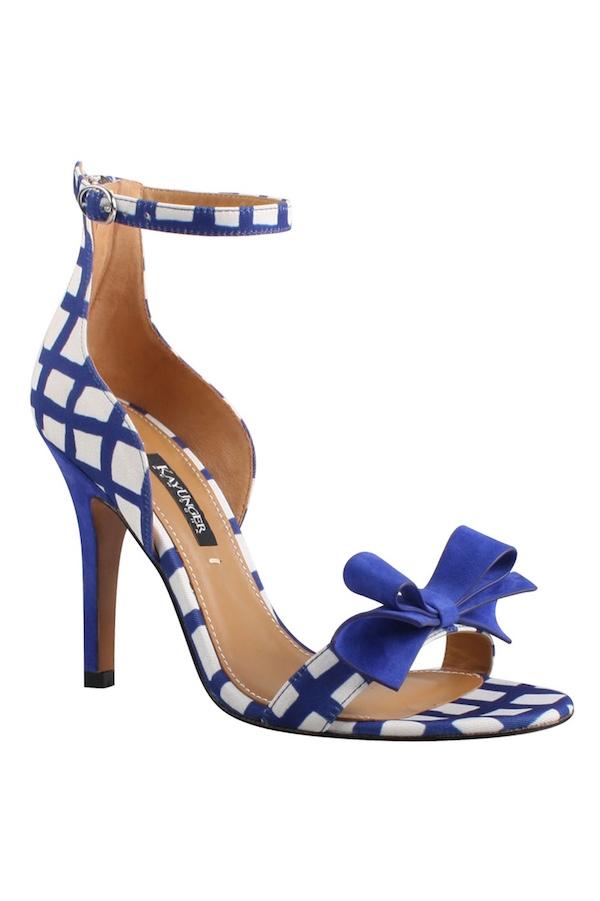 Kay Unger Baroque Ankle Strap Nordstrom.