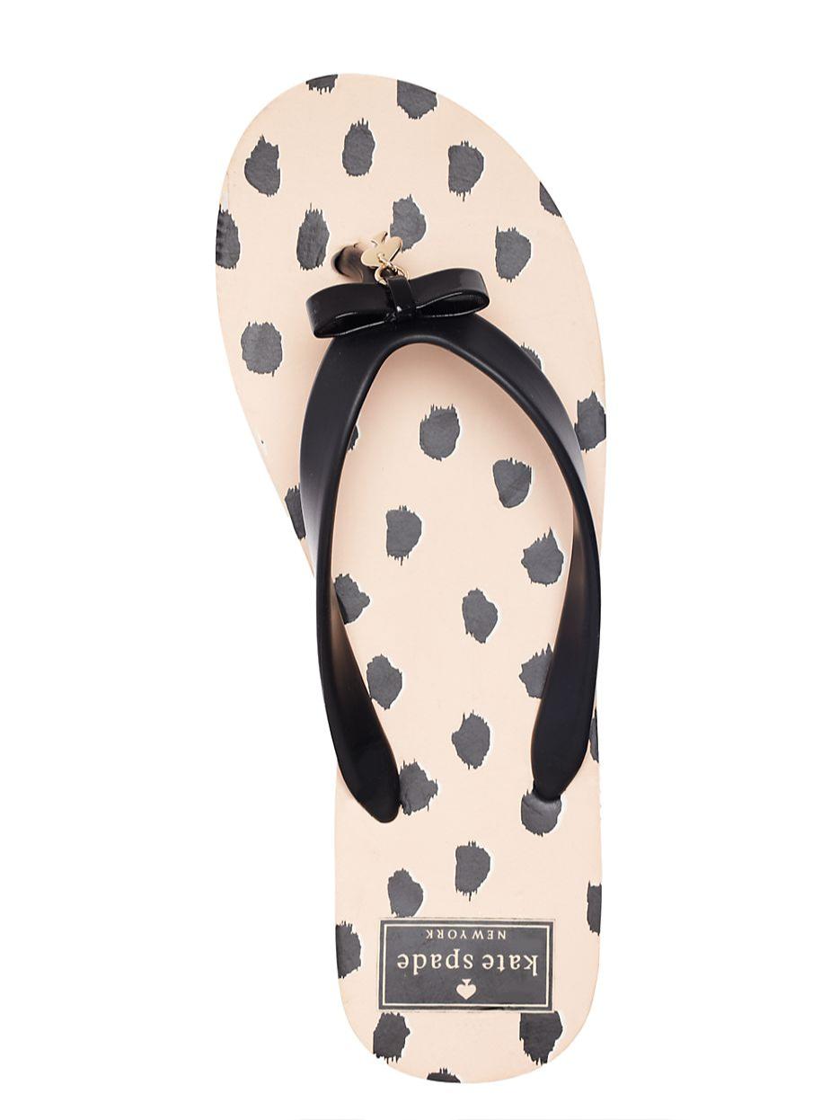 kate spade new york fifi flip flop sandals