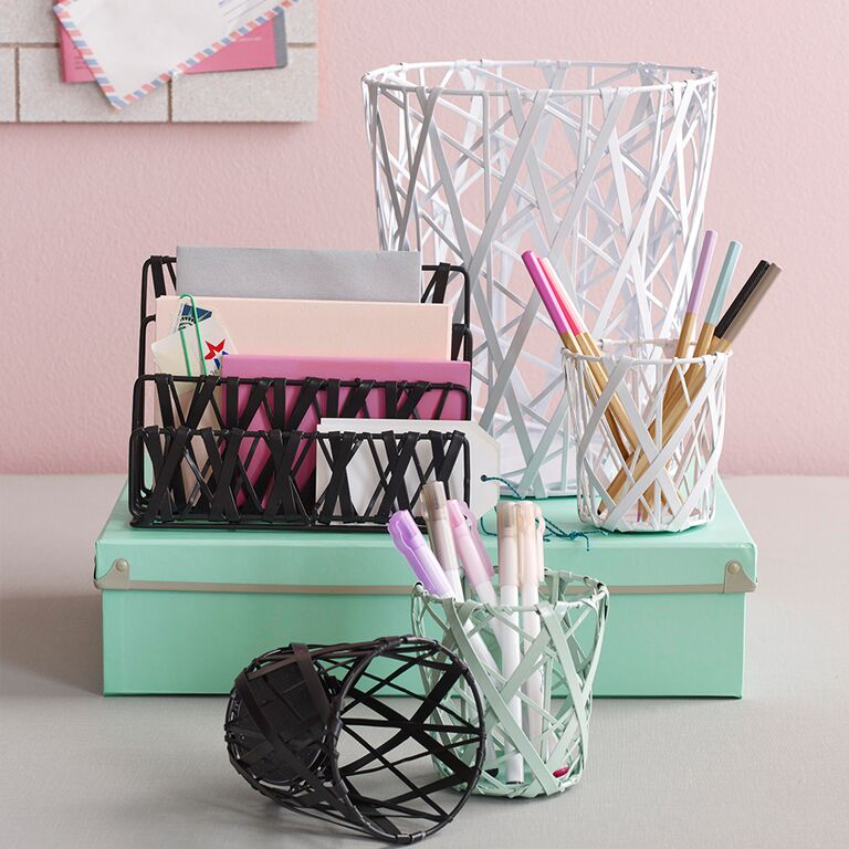 The  Tangle Collection ; available at  The Organizing Store .
