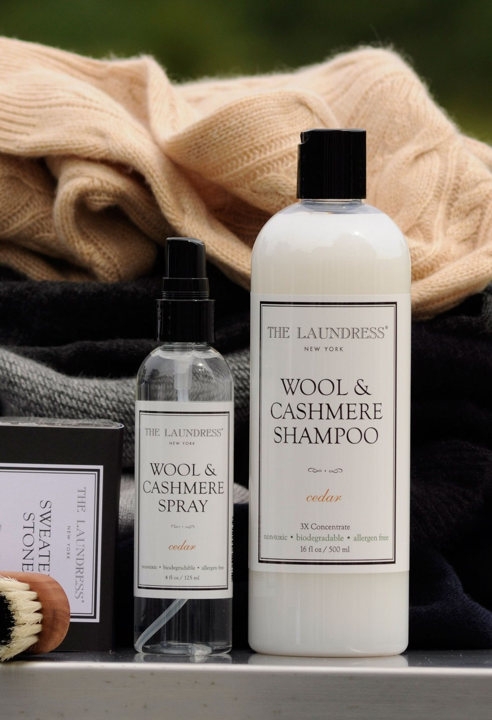 The Laundress Cashmere Shampoo & Spray