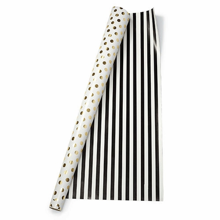 kate-spade-reversible-gift-wrap-gold-dots-black-stripe.jpg