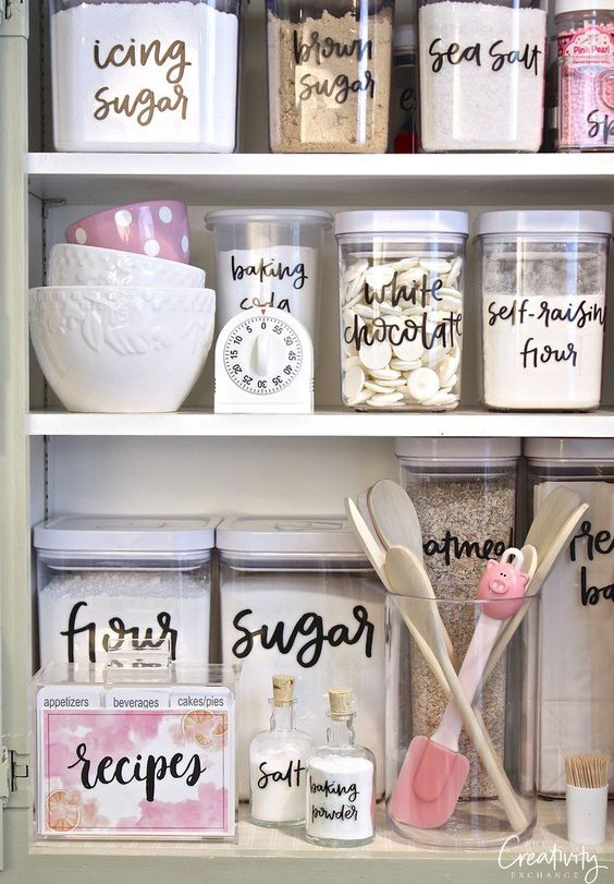 Printable hand-written labels: The Creativity Exchange