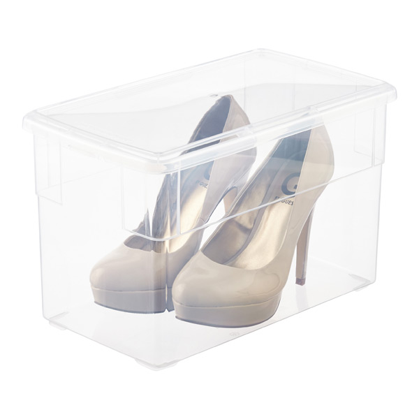 TALL SHOE + BOOTIE BOX