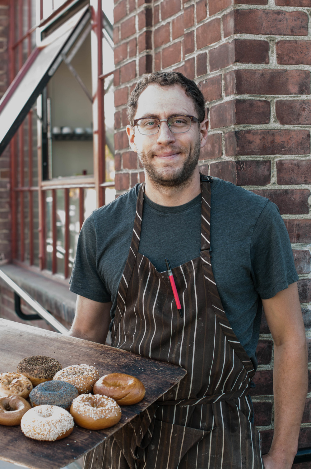 Dan Graf - Founder and Baker of Baron's Baking.