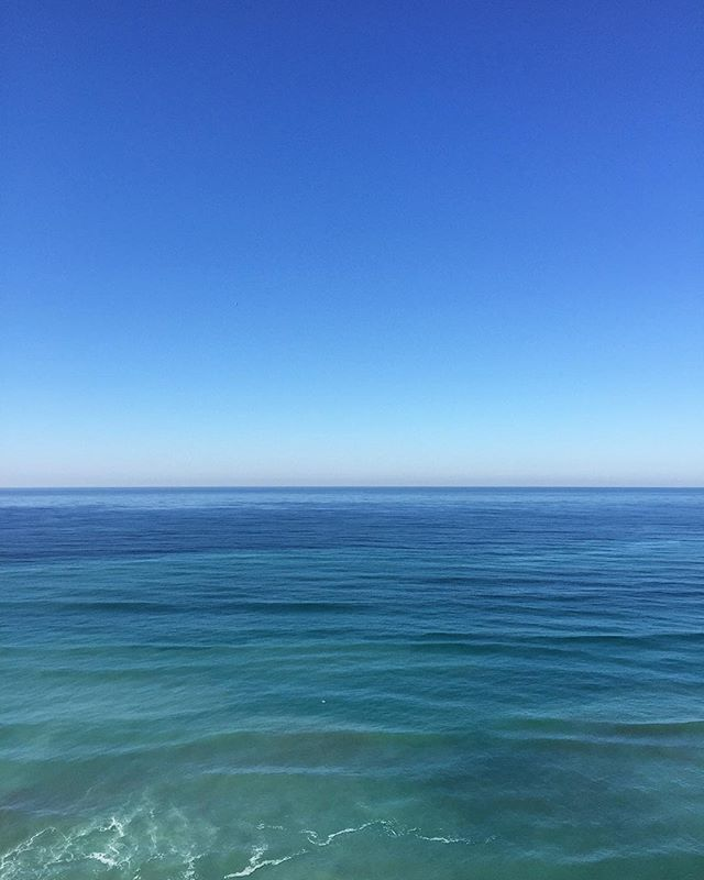 Pretty blues #sandiego ☀️