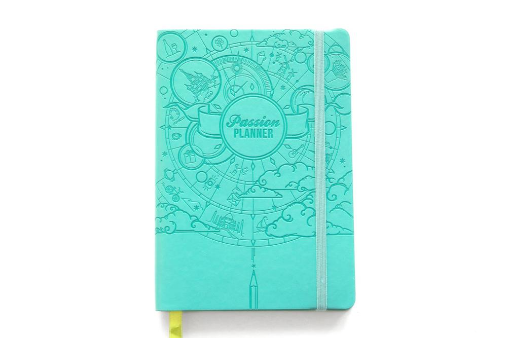 passion planner pdf undated sunday