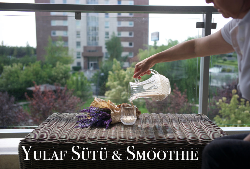 Copy of Yulaf Sütü & Smoothie