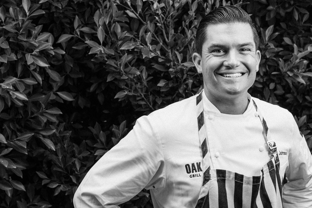 2. Chef Marc Johnson / Oak Grill / Newport Beach, California