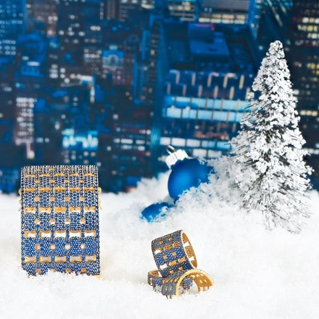 Happy New Years Eve! @freidarothman @nikonusa @elinchrom_ltd  #newyork #ny #nyc #urban #city #cityscape #jewelry #stilllife #photography #photooftheday #bestoftheday #beautiful #beauty #pretty #stunning #elegant #blue #snow #holidays