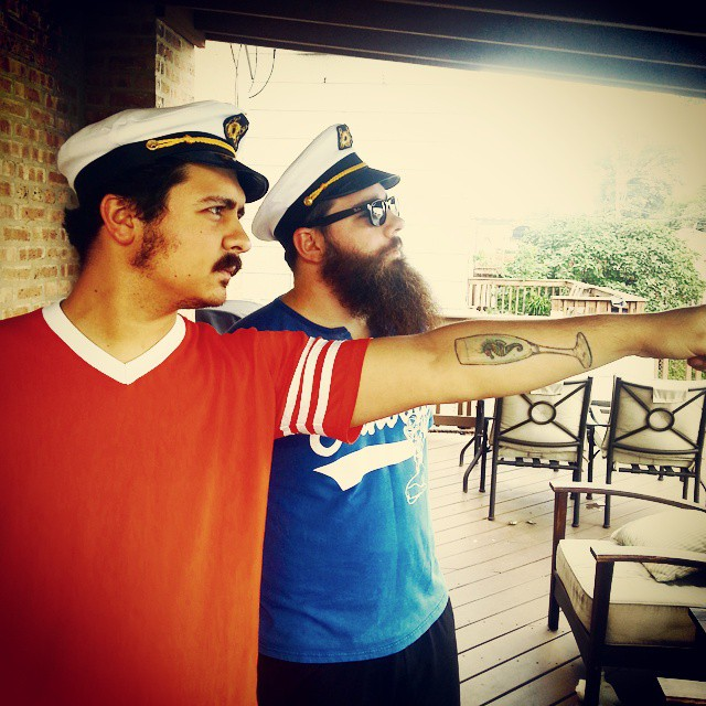 I see a show on the horizon @martyrslive tonight 9 pm #argh #ahoy