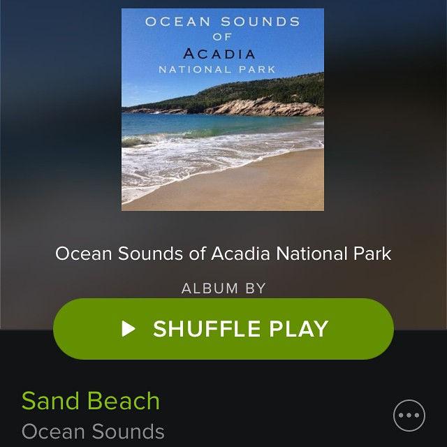 #realchalk   Me: Ok, what do you guys want to listen to today while you write? Student: Some old school hip hop! Me: Ocean sounds it is!!! #worstteacherofalltime #WTOAT