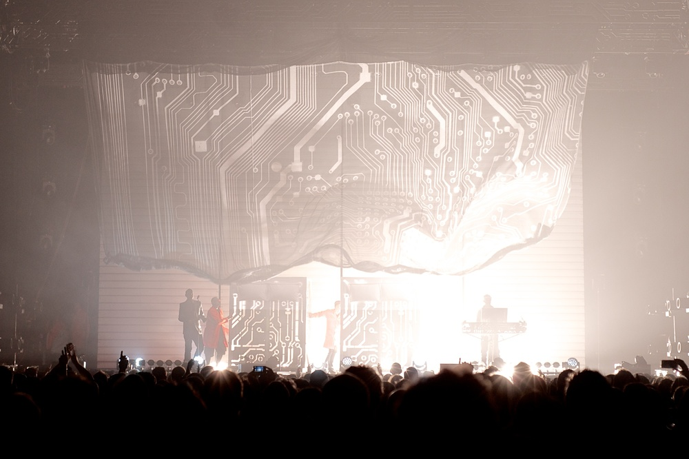 Pet Shop Boys, Barcelona 2013