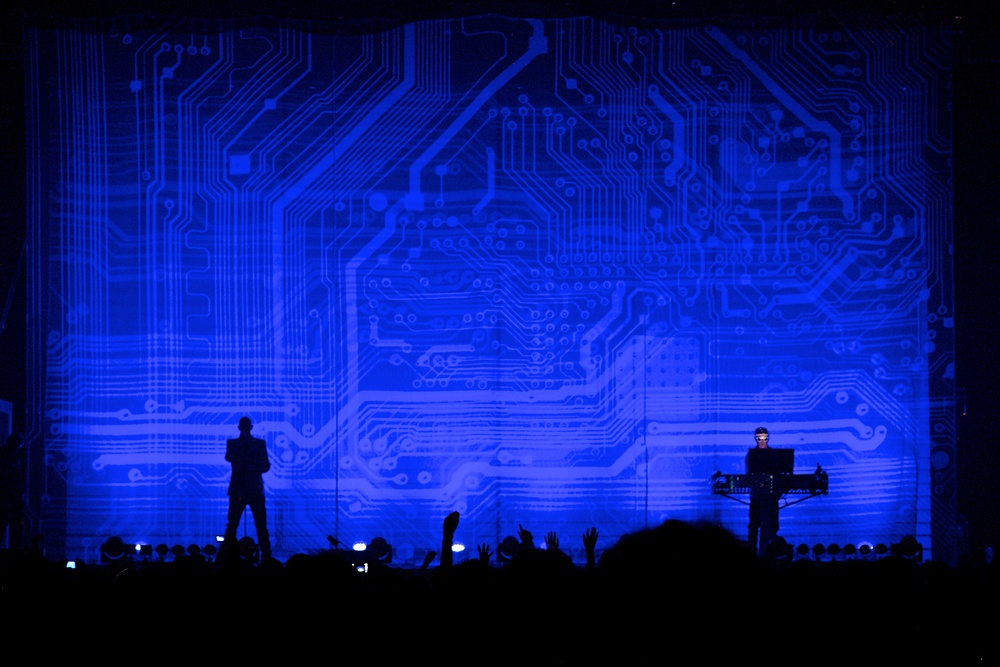Pet Shop Boys, Manchester, 2013