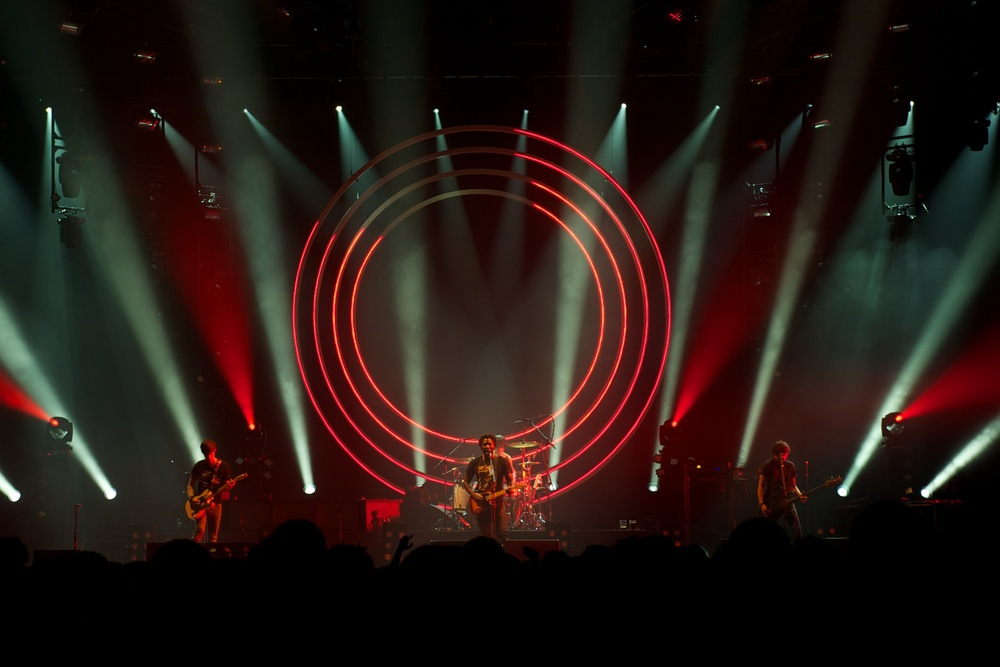 Bloc Party, Antwerp, 2013