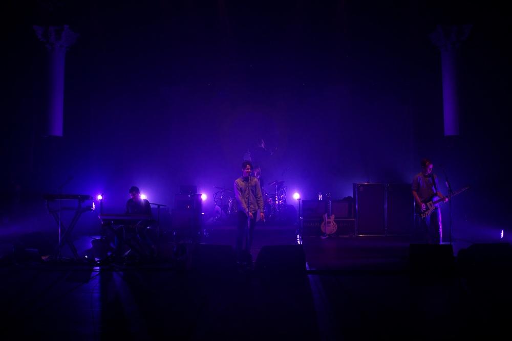 Vampire Weekend Rehearsals, Las Vegas, 2013