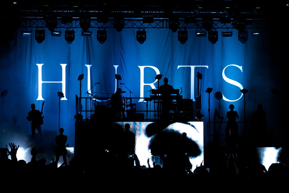 Hurts, Lithuania 2012