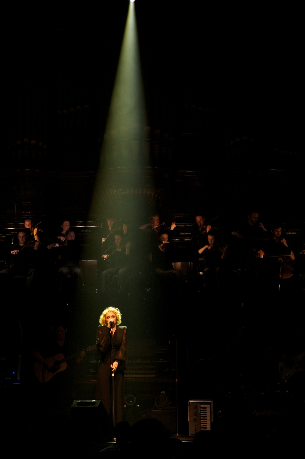 Goldfrapp, Manchester International Festival, 2013