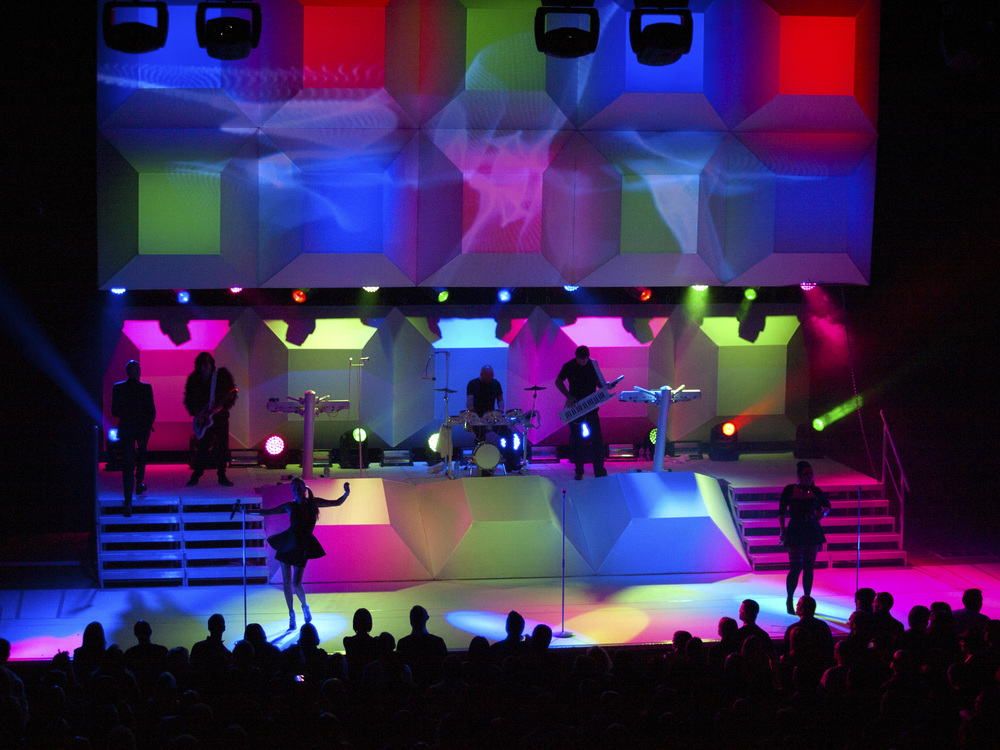 The Human League, Sheffield, 2012