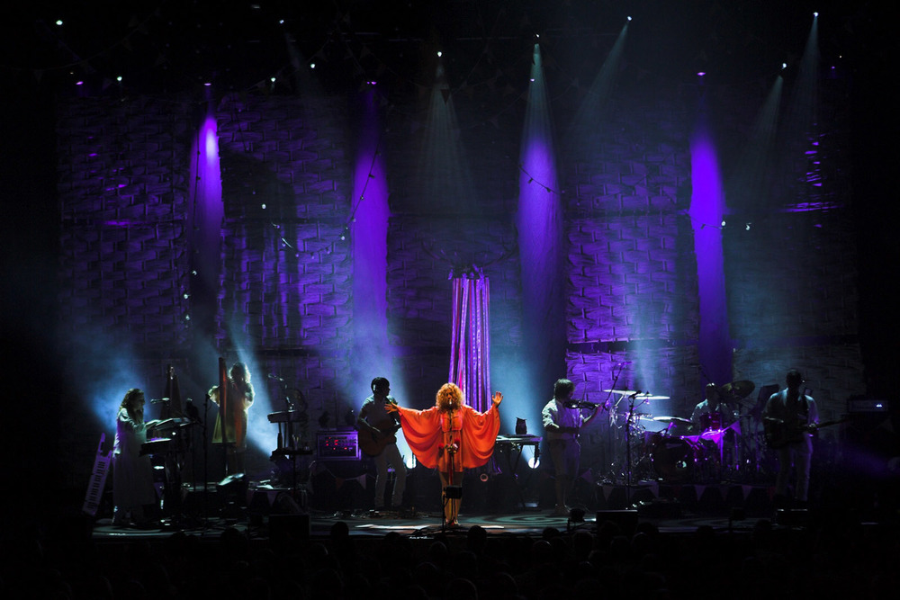Goldfrapp, Gateshead, 2008
