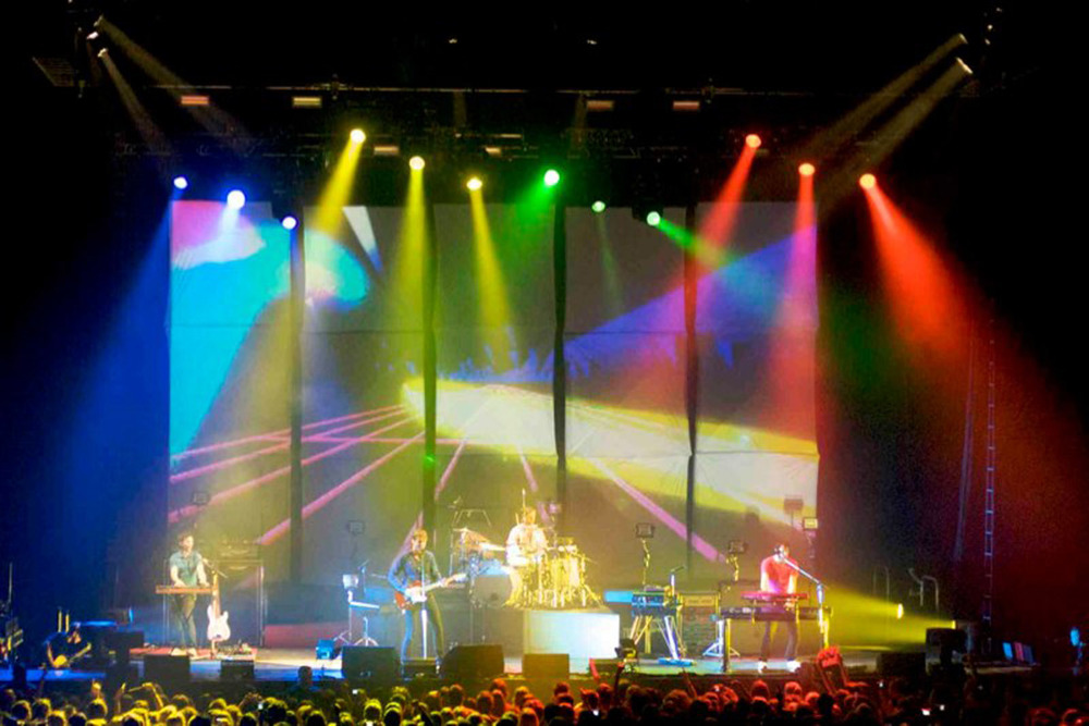 Keane, Paris, 2008