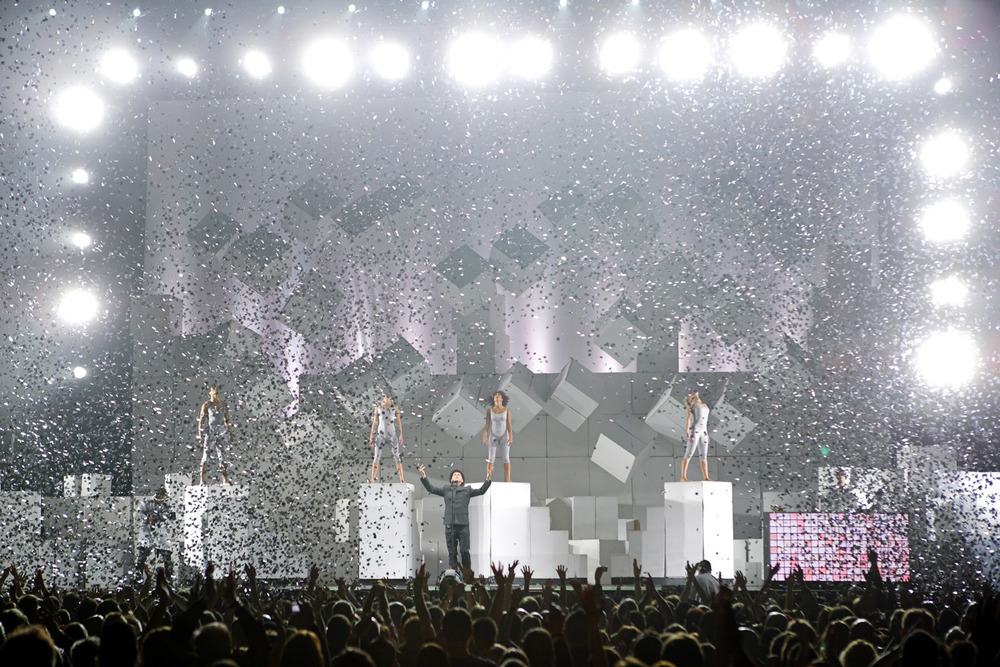Pet Shop Boys, Birmingham, 2009