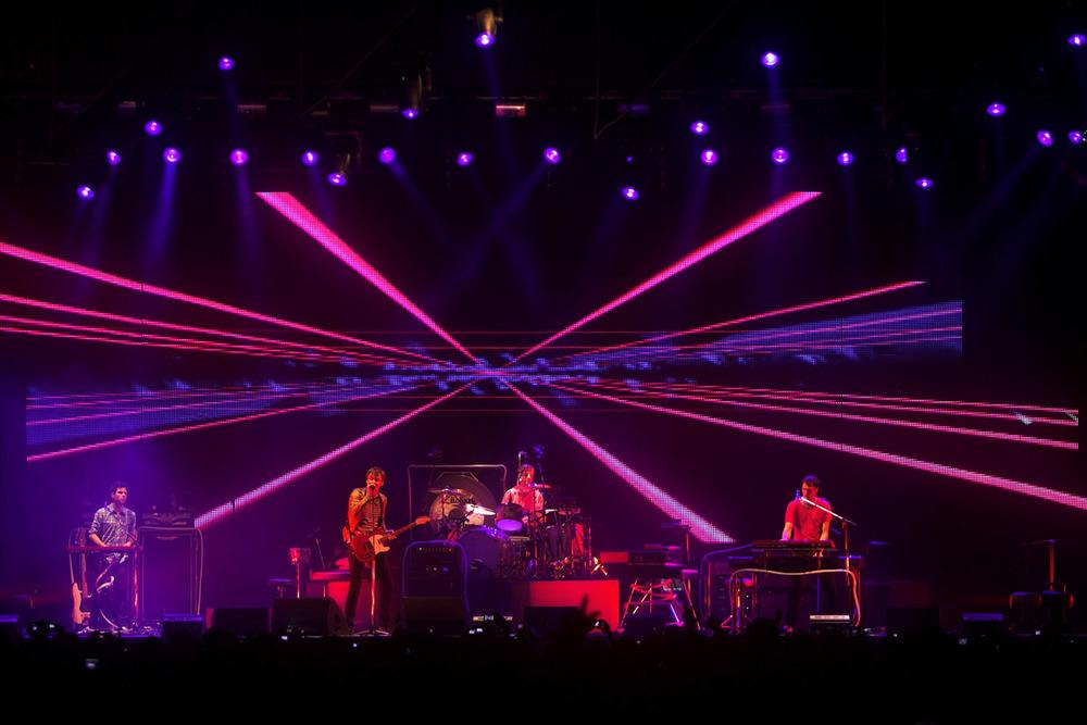 Keane, London, 2009