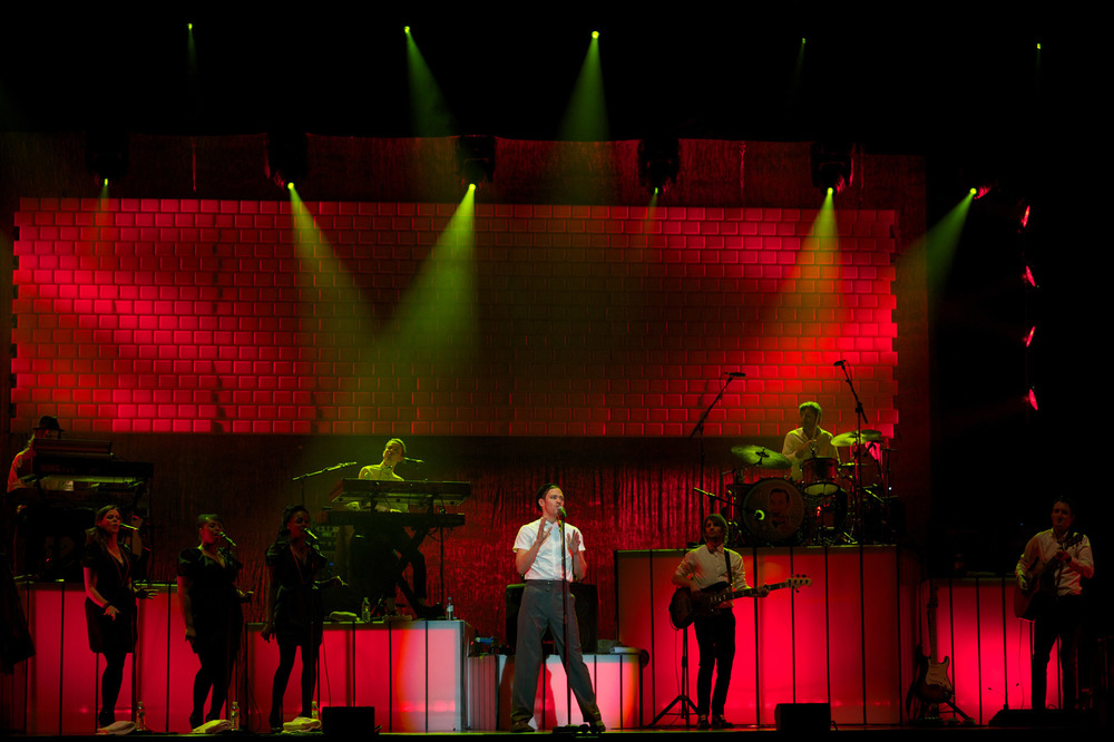 Will Young, Bournemouth, 2011
