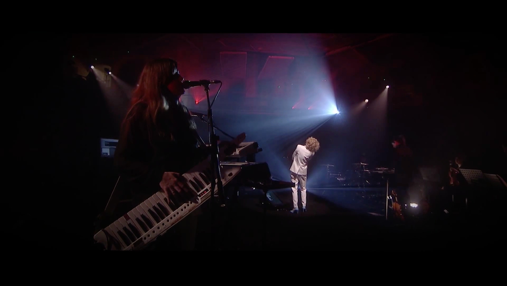 Goldfrapp Live Cinema Event, 2014