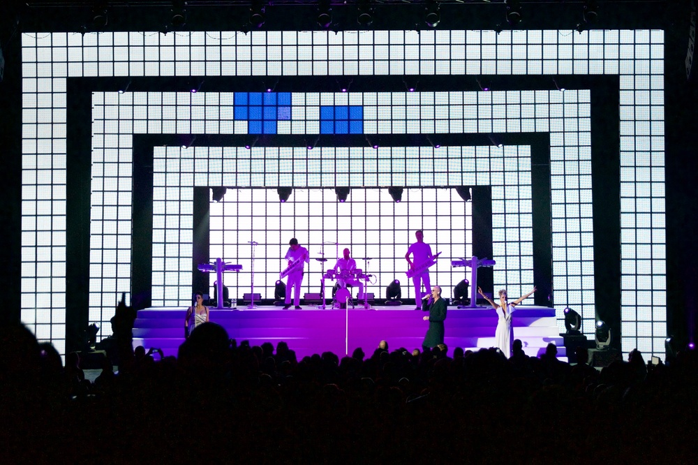 The Human League, Hammersmith, 2014