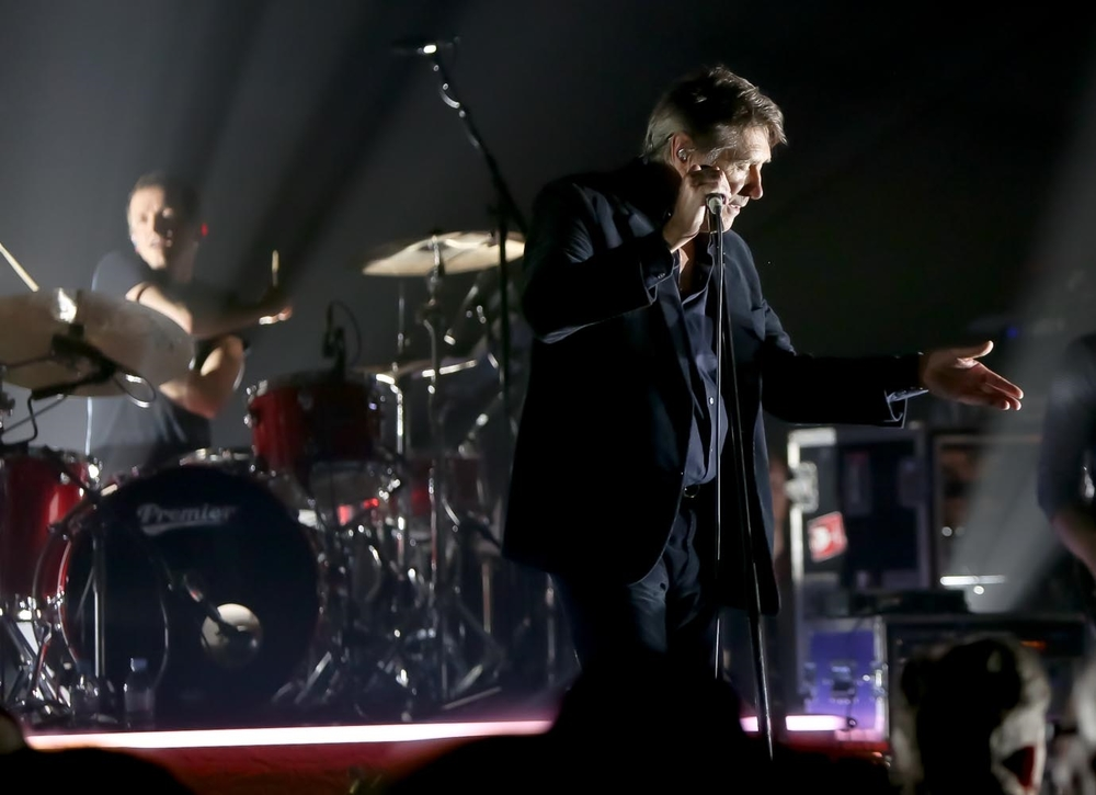 Bryan Ferry, Cambridge, 2015