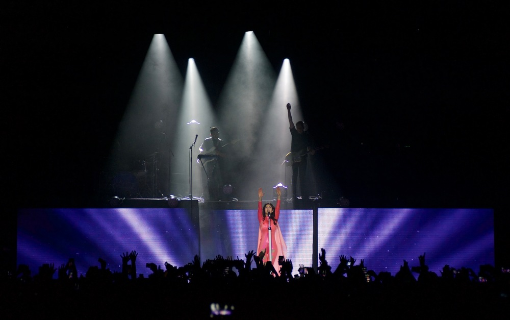 Marina and the Diamonds, Houston, 2015