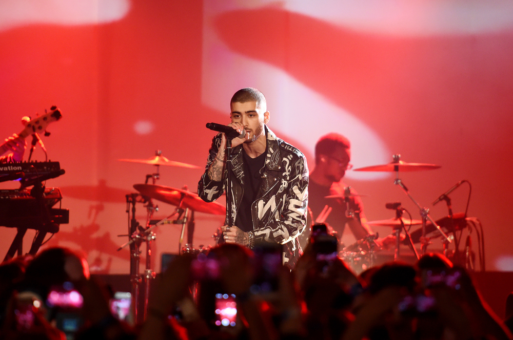 ZAYN, iHeart Radio Theater, 2016