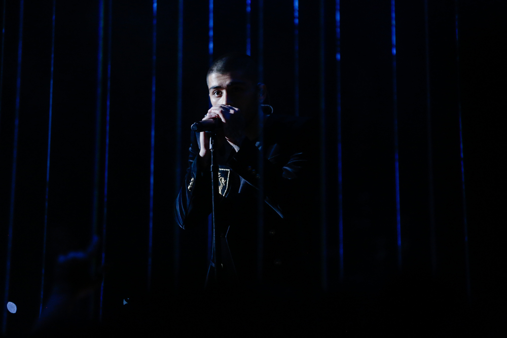 Zayn, iHeart Awards, 2016
