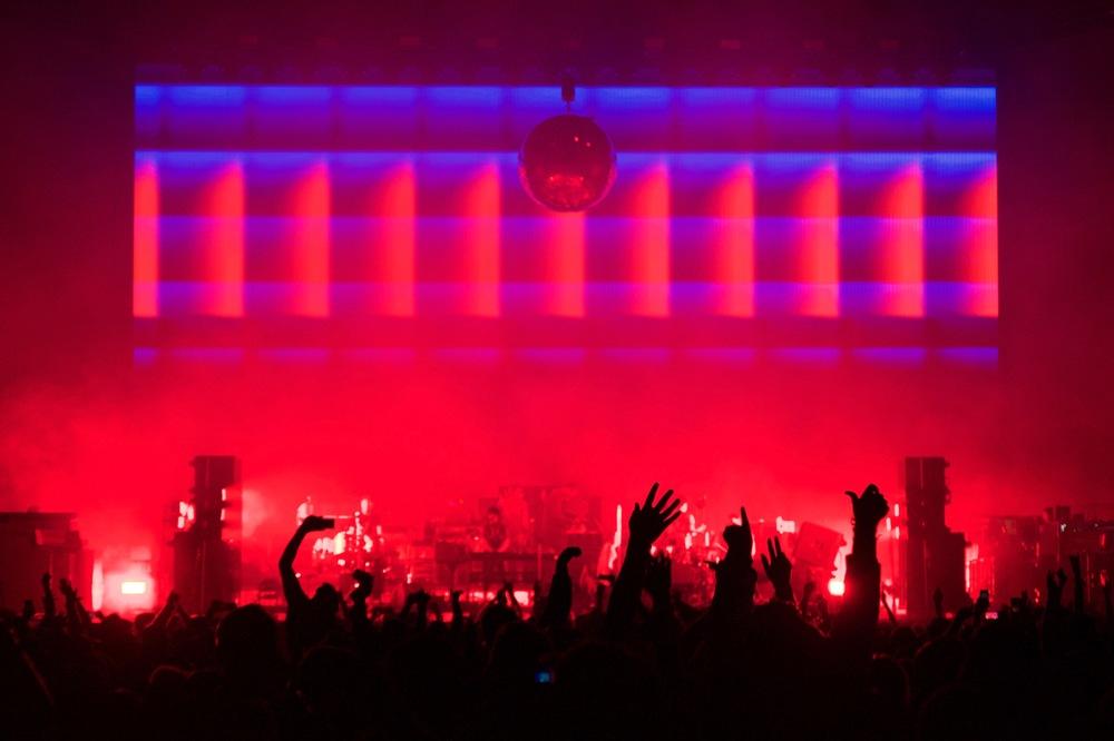 LCD Soundsystem, Coachella, 2016