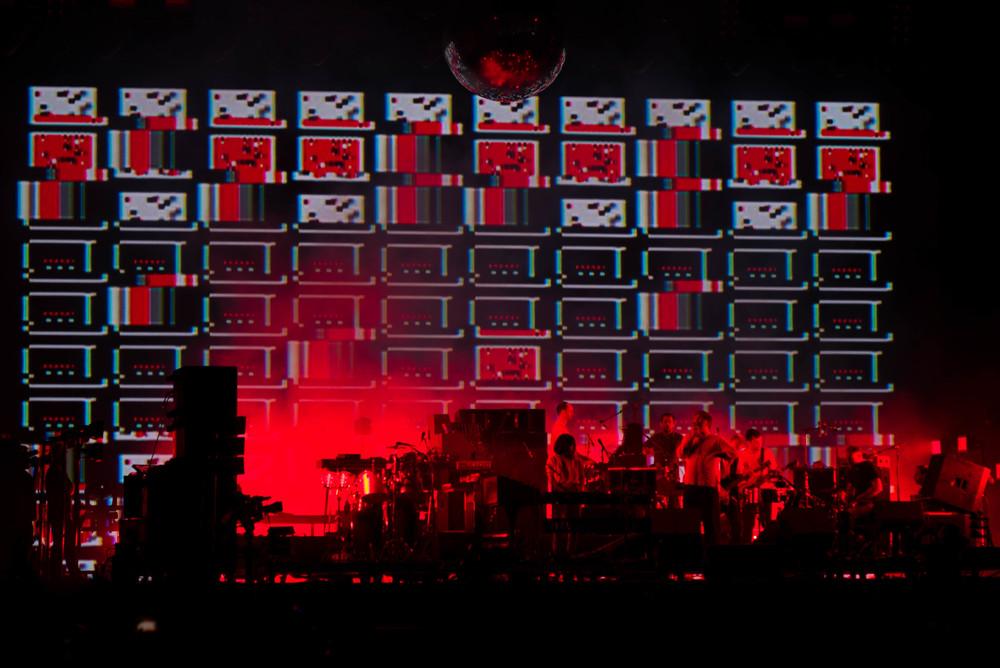 LCD Soundsystem, Lolapalooza 2016
