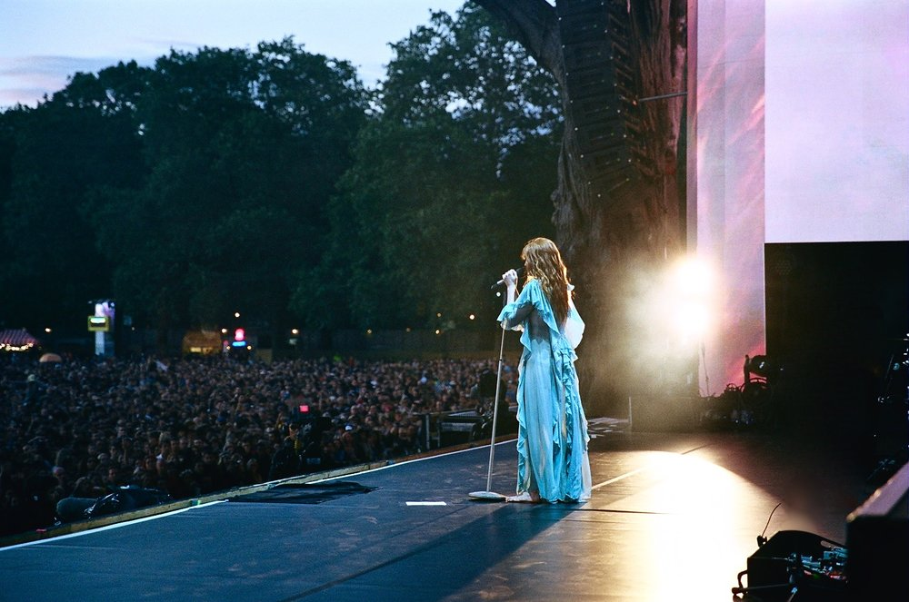 Florence and the Machine, Hyde Park, London, 2016