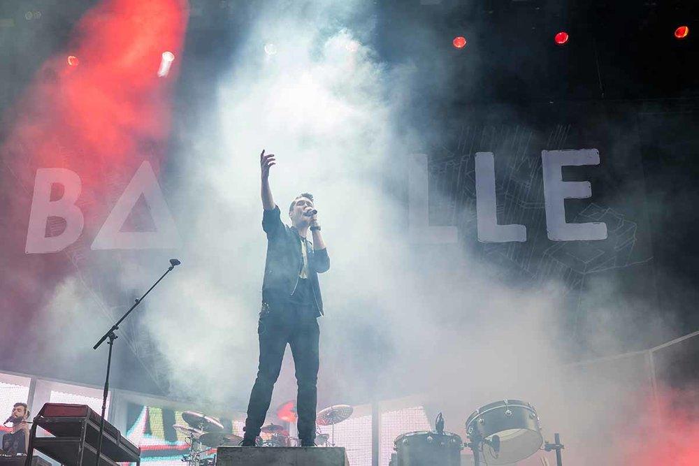 Bastille, V Festival, 2016