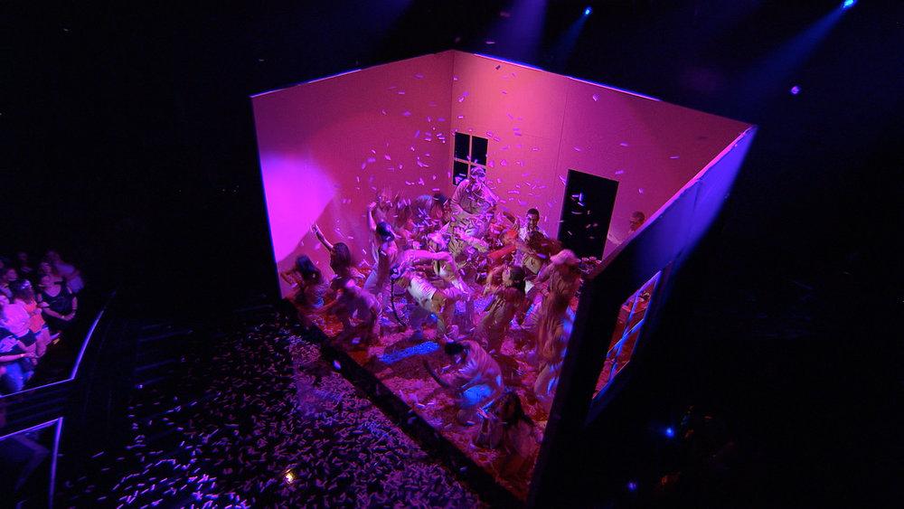Charli XCX, Australian X Factor Finale, 2016