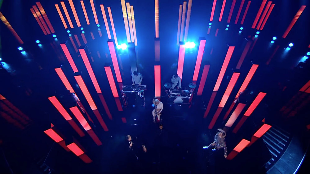 Clean Bandit, X Factor, 2016