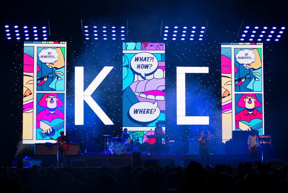 Kaiser Chiefs, Birmingham, 2017