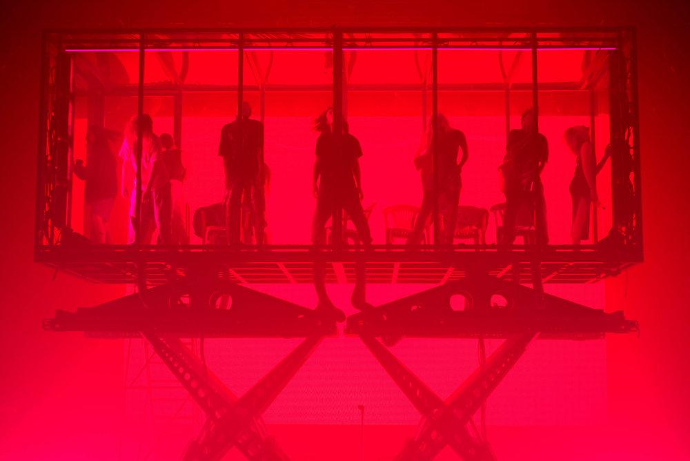 Lorde, Coachella rehearsals, 2017