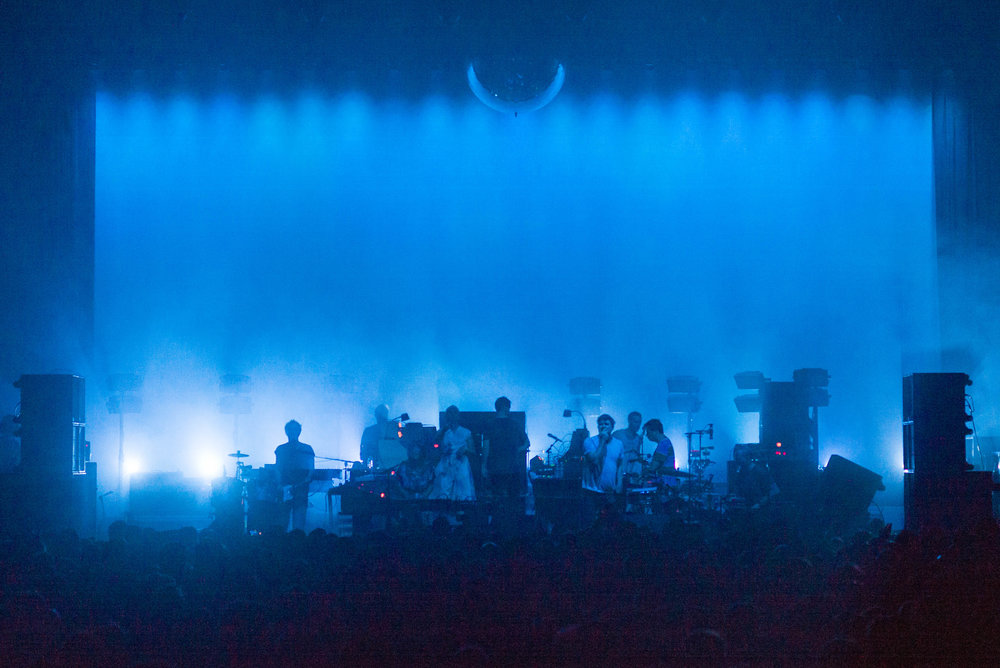LCD Soundsystem, Washington DC, 2017