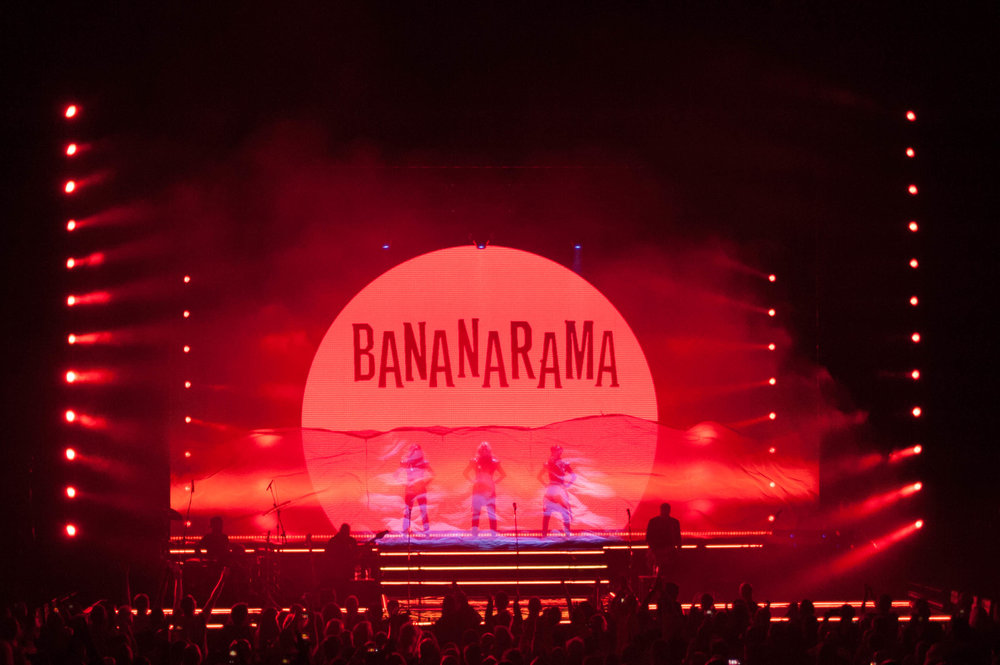 Bananarama, London, 2017